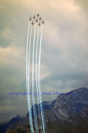 Breitling Air Show Sion